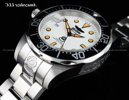 Invicta Men's 47mm GRAND DIVER Automatic Lume Dial Stainless