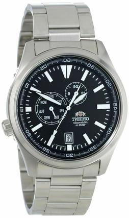 Orient Men's FET0N001B0 Defender Stainless Steel Automatic W