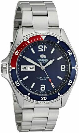 men s mako ii japanese automatic stainless
