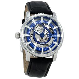 Invicta Men's 'Objet d'Art' Automatic Stainless Steel and Le