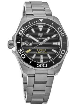 Tag Heuer Men's WAY201A.BA0927 'Aquaracer' Automatic Stainle