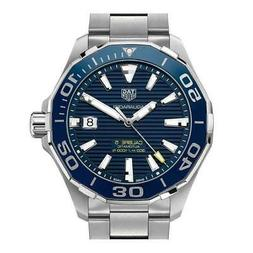 Tag Heuer Men's WAY201B.BA0927 'Aquaracer' Automatic Stainle