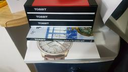 Mens Tissot  automatic  watch  swiss made  brand new
