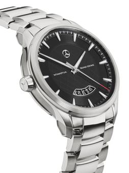 Mercedes Benz Men's watch Automatic stainless steel from G