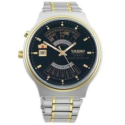 Orient Multi Year Calendar Perpetual World Time Automatic Bl