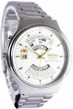 Orient Multi Year Calendar Perpetual World Time Automatic Me
