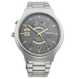 Orient Multi Year Calendar Perpetual World Time Automatic Gr