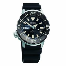 New Seiko Automatic Prospex Monster Black Dial Divers 200M M