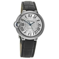 New Cartier Ballon Bleu 36mm Automatic Midsize Women's Watch