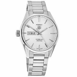 New Tag Heuer Carrera Calibre 5 Day-Date Automatic Men's Wat