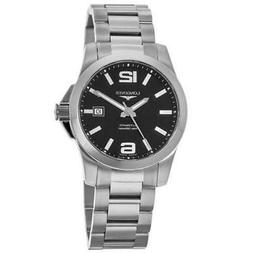 New Longines Conquest Automatic 41mm Stainless Steel Men's W