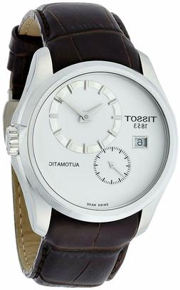 Tissot Couturier Men's Automatic Watch - T0354281603100 NEW