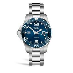 New Longines Hydroconquest Blue Dial Automatic Men's Dive Wa