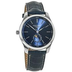 New Longines Master Collection Automatic 42mm Blue Men's Wat