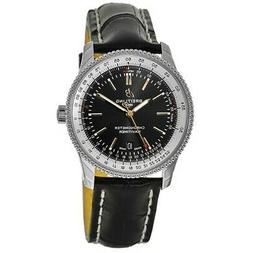 New Breitling Navitimer 1 Automatic 41 Black Dial Men's Watc