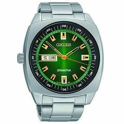 New Seiko Recraft Green Dial Stainless Steel Automatic Men's