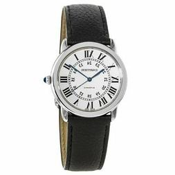 New Cartier Ronde Solo Automatic Silver Dial Women's Watch W