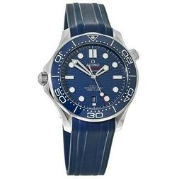 New Omega Seamaster Diver 300 M Automatic 42mm Men's Watch 2