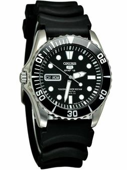 NEW SEIKO SNZF17J2,Men's Sport,MADE IN JAPAN,Automatic,Stain