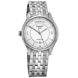 New Tissot T-Classic T-One Automatic Day-Date Men's Watch T0