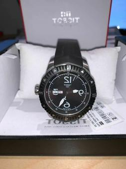 NEW Tissot T-Navigator Automatic Black Dial Men's Swiss Watc