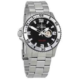 INVICTA MEN'S OBJET D ART STEEL BRACELET & CASE AUTOMATIC AN