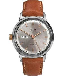 ***OFFICIAL*** Timex Marlin® Automatic Day-Date 40mm Leathe