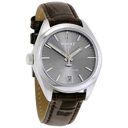 pr 100 automatic rhodium dial ladies watch