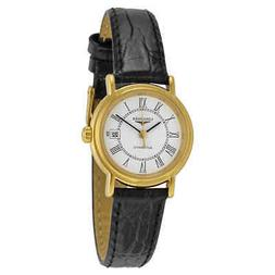 Longines Presence Automatic White Dial Ladies Watch L4.321.2