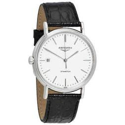 Longines Presence Automatic White Dial Men's Watch L49214122