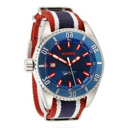 Invicta Pro Diver 30090 Red White and Blue Men's Automatic N