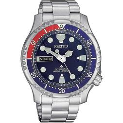 CITIZEN PROMASTER AUTOMATIC DIVER WATCH NY0086-83L @ 2 YEARS