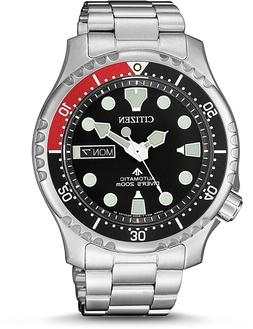 Citizen Promaster Diver Men's Automatic Watch - NY0085-86E N