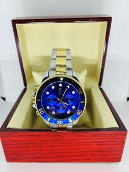 Tevise S.L.S Stainless Steel Mens Automatic Movement Watch