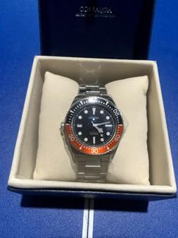 Aquatico Sea Star 300 Blue Orange Automatic