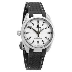 Omega Seamaster Aqua Terra Automatic Silver Dial Men's Watch