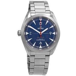 Omega Seamaster Automatic Blue Dial Men's Watch 220.10.40.20