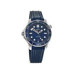 Omega Seamaster Diver 300M 42 MM Blue Dial Automatic Watch 2