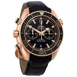 Omega Seamaster Planet Ocean 18kt Rose Gold Automatic Chrono