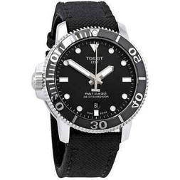 Tissot Seastar 1000 Automatic Black Dial Men's Watch T120.40