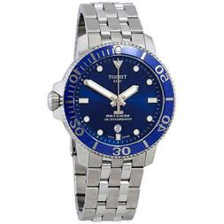 Tissot Seastar 1000 Automatic Blue Dial Men's Watch T120.407