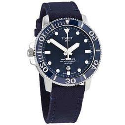 Tissot Seastar 1000 Automatic Blue Dial Men's Watch T1204071