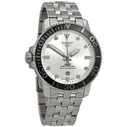 Tissot Seastar 1000 Automatic Silver Dial Men's Watch T120.4