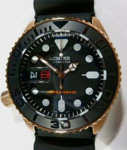 Seiko Diver's Custom Automatic Men's Watch SKX007 4R36 ROSE
