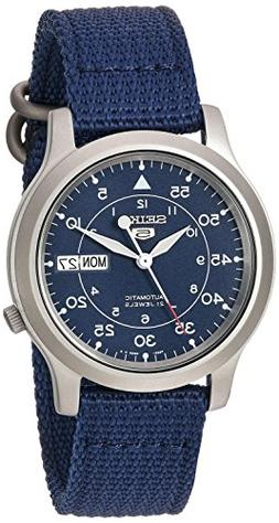 Seiko Men's SNK807 Seiko 5 Automatic Stainless Steel Watch w