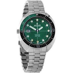 Bulova Special Edition Oceanographer Automatic Green Dial Me