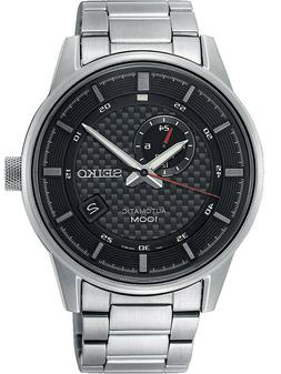 SEIKO SSA381K1,Men's Sport,Automatic,Stainless steel,date,10