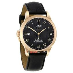 Tissot T-Classic Automatic Black Dial Mens Watch T0064073605