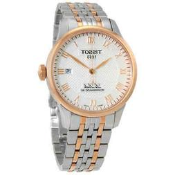 Tissot T-Classic Automatic Silver Dial Men's Watch T006.407.