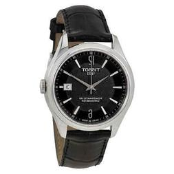 Tissot T-Classic Ballade Automatic Black Dial Men's Watch T1